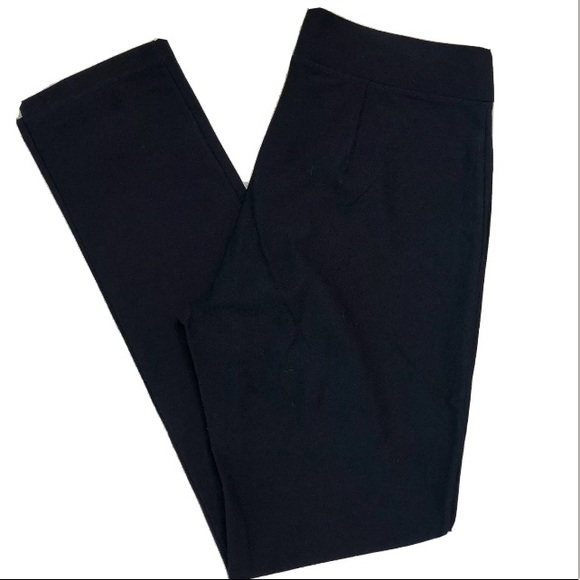Eileen Fisher Pants - Eileen Fisher Pants Small Black Pull On Stretch